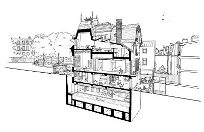 dessin d architecture