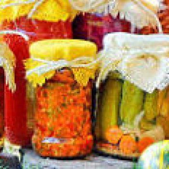 Transformation et conservation des produits agricoles